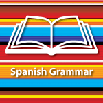 The Spanish Grammar Review is a podcast teaching advancing Spanish grammar through interactive audio lessons.